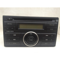 Autoestereo Original Nissan Tiida Versa March Frontier Cd