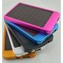 Cargador Power Bank Solar 6000 Mah Para Celular Tablet Gps!
