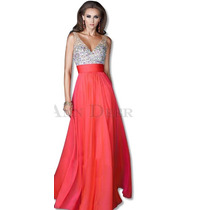 Vestido Longo Madrinha /festa /baile Importado Exclusivo