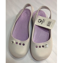 Zapatillas Crocs Color Perla