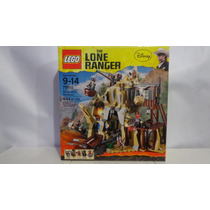Silver Mine Shootout Lego The Lone Ranger Modelo 79110