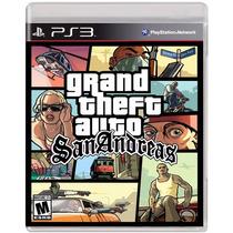 Grand Theft Auto San Andreas Para Ps3 En Start Games