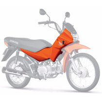 Carenagem Lateral (par) Adesivada Honda Pop 100 2013 A 2015