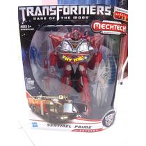 Transformer Sentinel Prime Leader Class Dotm Optimus Megatro