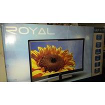 Oferta Hoy Tv Royal 40 Pulgadas Led-lcd Nuevo De Paquete