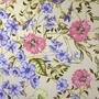 Flores Beige-Rosa (Polilycra)