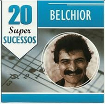 Cd Belchior - 20 Super Sucessos - Origin. Lacr. Mpb