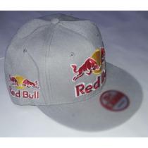 Gorra Red Bull Visera Plana Wrc,mx Motogp F1 Oriasi Lugano