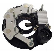Regulador De Voltagem + Placa Ret Do Alternador Gmc 7110