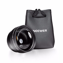 Lente Telefoto Neewer Zoom 2x Rosca 52mm Para Nikon