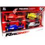Autos Carrera F1 X 4 Con Sonido Y Luz 1:32- Minijuegosnet