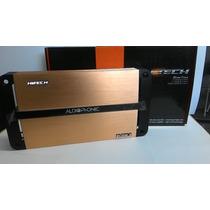 Módulo Amplificador 4 Canais Audiophonic Htech Blow Four