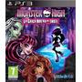 Monster High: Nueva Ghoul En La Escuela-ps3-digital
