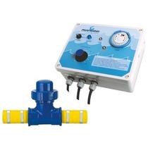 Ionizador Pure Water Para Piscina Pw 25 Ate 25 M³ De Agua