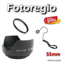 Kit De Filtro Parasol Y Sujetador Sony A330 A500 A700