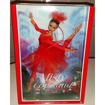 Barbie Misty Copeland Bailarina Pronta Entrega