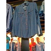 Camisas Estivaneli Manga Largas