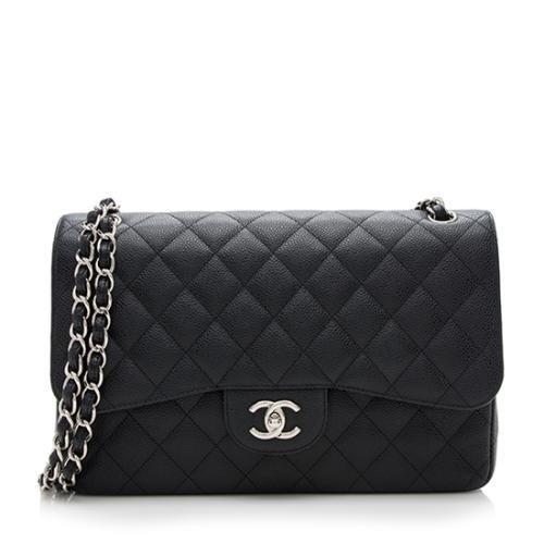 a676f4efd Bolsa Chanel Classic Flap Jumbo Caviar- Pronta Entrega - R$ 2.499,00 em  Mercado Livre