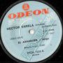 Hector Varela El Amanecer - La Puñalada Simple Promo