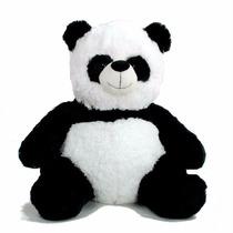 Peluche Oso Panda Mediano 40cm Hermoso Y Suave Villa Urquiza