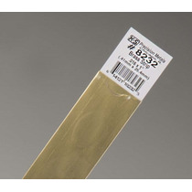 Lamina De Laton K&s Brass Strip .016x1 #8232