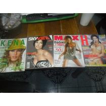 4 Revistas En Portada Barbara Mori