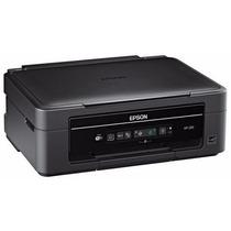 Impresora Multifuncional Epson Xq 201 Y Sistema De Tinta Con