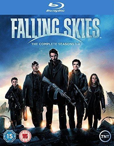 Falling Skies - Temporada 1-2-3-4 [blu-ray] - $ 70.990 en Mercado Libre