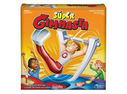 Super Gimnasta Juegos Hasbro 420 00 En Mercado Libre