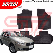 Tapete Borracha Interlagos Palio Weekend 2002 2003 Borcol 3t
