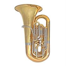 Tuba Contra-baixo 5/4 Bb/g 4 Pistos+1 Rotor Stanford Sbb1050