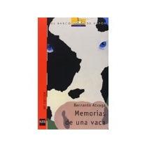 Libro Memorias De Una Vaca *cj