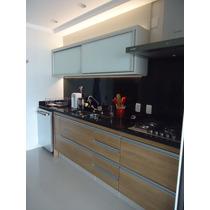 Cozinha Planejada Sob Medida Apartamento Alto Padrão