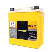 Bateria Moto Pioneiro Mbr7-bs Titan Sport/150 Biz 125 Es
