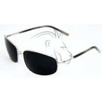 Óculos De Sol Masculino Design Italiano Com Uv400 Polarizado