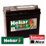 Bateria Heliar Honda Fit - City - Matiz - Fj36