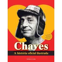 Livro Chaves A História Oficial Roberto Gomez Bolanos Novo