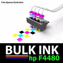 Sistema Tanque D Tinta P/ Impressora Multifuncional Hp F4480
