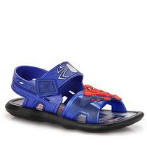 Sandália Infantil Grendene Homem-aranha - 23 Ao 33 - Azul
