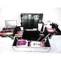 Maleta Grande + Maquiagem Completa Jasmyne Avon V772 + Brind