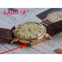 Relógio Omega Seamaster Olimpico Xvi Ouro Maciço Estojo Orig