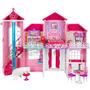 Barbie Mansion De Malibu 91x76cm 100% Original Mattel