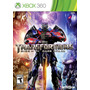 Transformers Rise Of The Dark Spark Xbox 360 Ntsc Nuevo