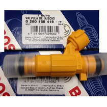 Bico Injetor Bosch Nissan Tiida Livina 1.8 Flex 0280156418