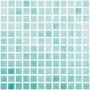 Mosaico Color Celeste Claro No Mas Pintura/ Piscineria