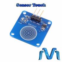 Sensor Capacitivo Touch Ttp223b Arduino Pic Digital