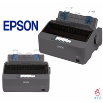 Impresora Epson Lx-350 Matriz De Punto Sustituye A Lx-300