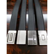 Cinturon De Vestir Para Hombre Talles Especiales Manrud