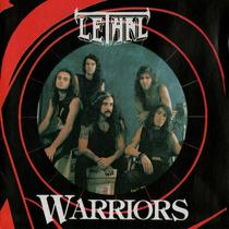Lethal - Warriors - Vinilo Nuevo, Cerrado.