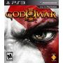 Gof Ofd War 3 Ps3 Juego Fisico Español Canje Evergames